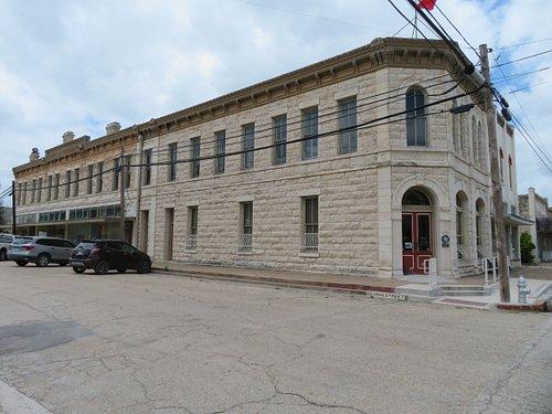 1903 Historic Bank Of Menard, Menard, TX, May 2021