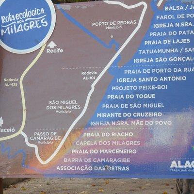 Ponto de informações turísticas
