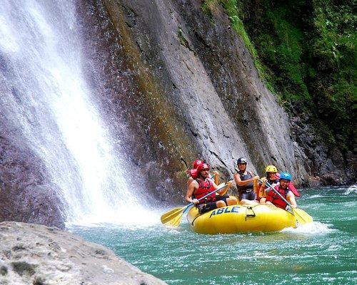 Huacas Waterfall