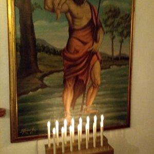 San Cristoforo di ignoto fiorentino della fine del XVI sec
