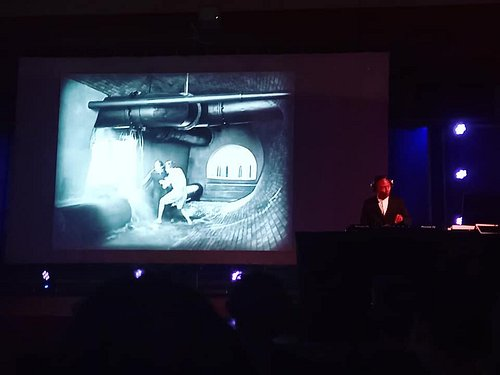 Jeff Mills - Sonorizzazione del film Metropolis