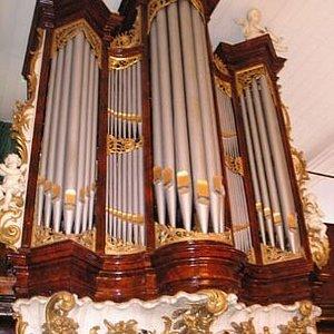 Orgel, 1782