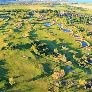 Balaton Golf Club view