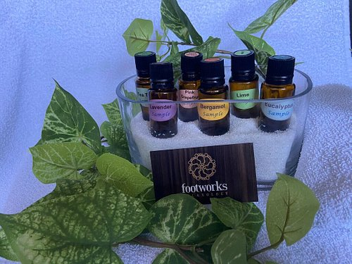 Samples of our essential oils