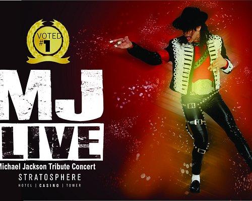 MJ Live - Michael Jackson Tribute Concert