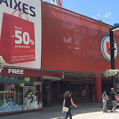 Centre Comercial Andorrà