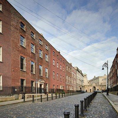 Georgian Dublin. Henrietta Street. Photo by Ros Kavanagh.