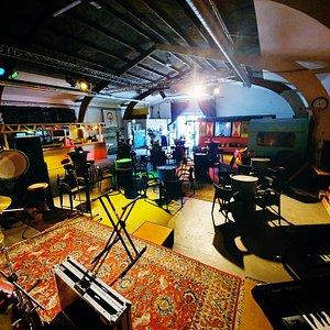 Poppodium Phoenix muziek cafe