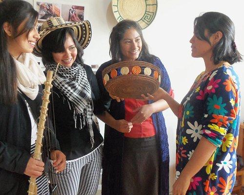 Compartimos saberes artesanales de Colombia.