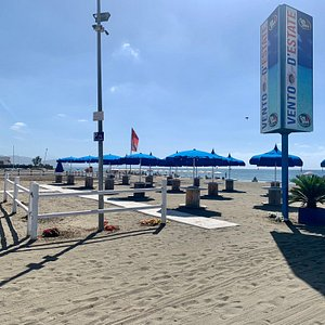 Location accogliente e bellissima! Personale cortese e disponibile, ottima struttura per godersi il mare in tranquillità ed ottima compagnia! Consigliatissimo!