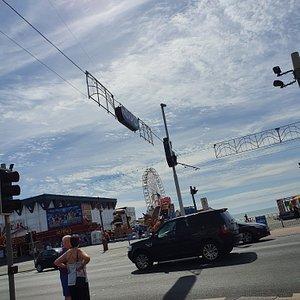 Blackpool Big Wheel.
