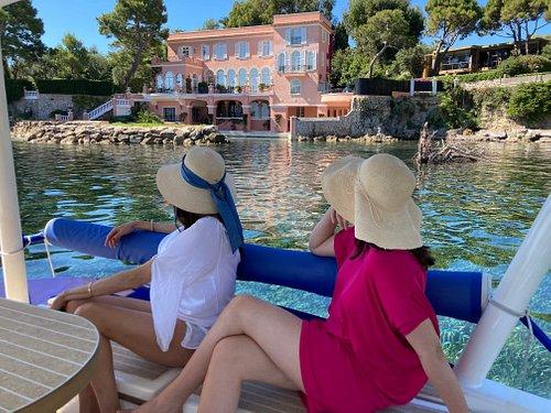 SeaZen Private boat tour Villa La Fleur du Cap