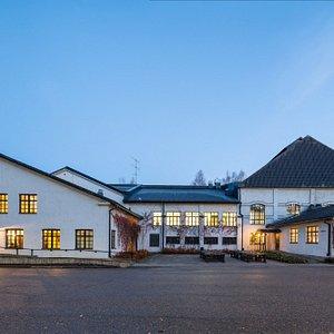 Suomen lasimuseo | The Finnish Glass Museum Photo: Mika Huisman/Decopic