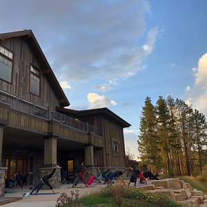 yoga at headwaters center