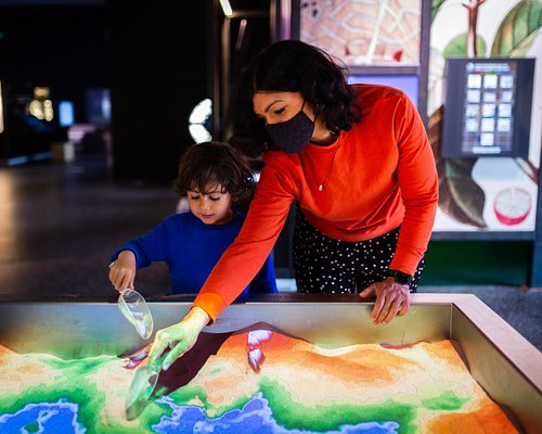 Experiment, play, ask questions and test things out.  Image: Lisa Whiting