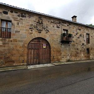 Casona Del General Marcide.