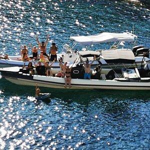 Antiparos private cruise