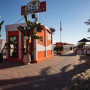 Bagno 84 Graziano a Rimini- La migliore Spiaggia della Romagna