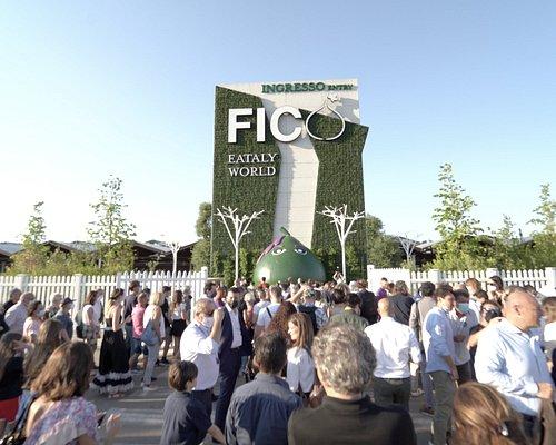 Festa di Apertura nuovo FICO 2021