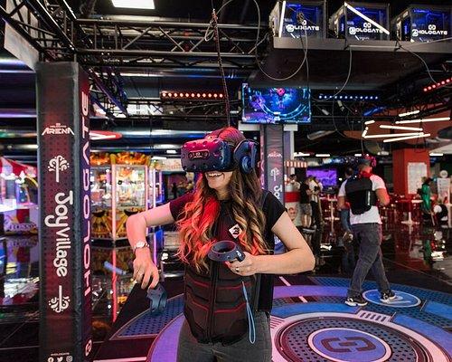 Hologate virtual reality game - JoyVillage Maximo