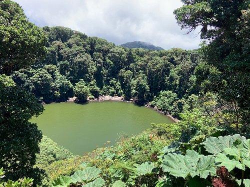 Laguna Parque Nacional Barva