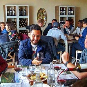 Chianti wine tasting in Casa Emma, San Donato