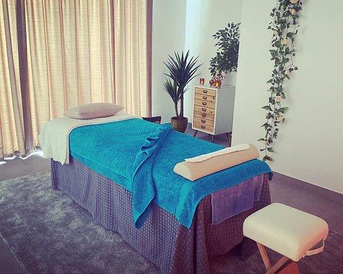 El-Ser Massage, Facials, Health & Wellbeing Spa Treatment Room 1