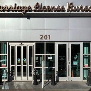 Clark County Marriage License Bureau
