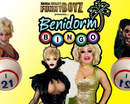FunnyBoyz hosts Benidorm Bingo