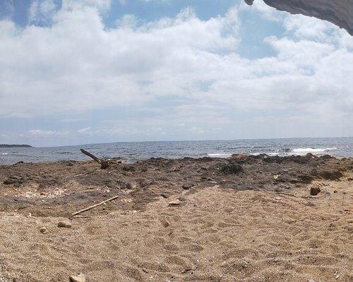 Panorámica de la playa