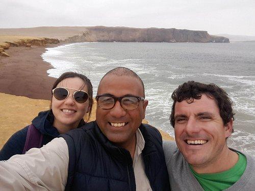 En la Reserva Nacional deParacas