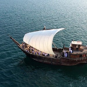 Great experience and enjoyable trip by traditional dhow
