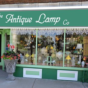 Welcome to The Antique Lamp Co and Gift Emporium!