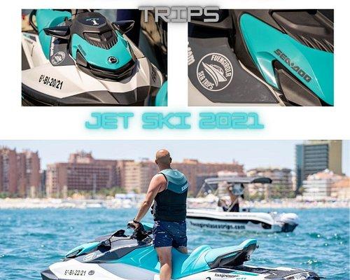 Moto de agua sin licencia