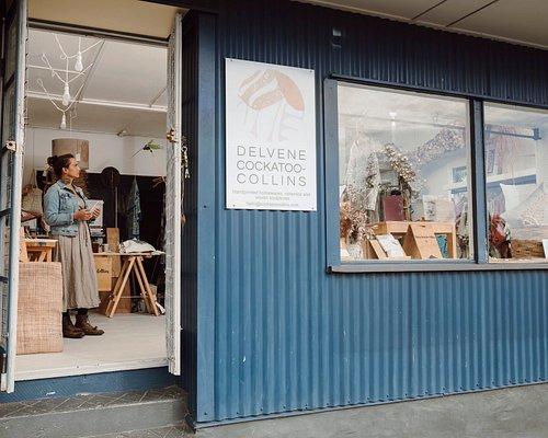 Art store and gallery of Delvene Cockatoo-Collins