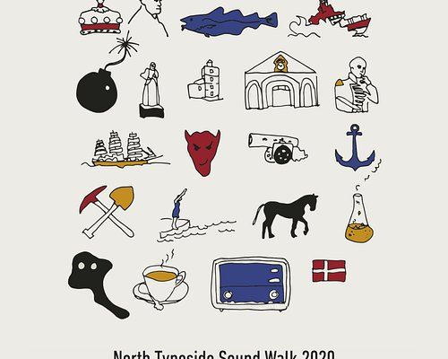 The North Tyneside Sound Walk 2020 is available to download or stream from Bandcamp, or you can buy a limited edition CD from the Hand Of webshop.