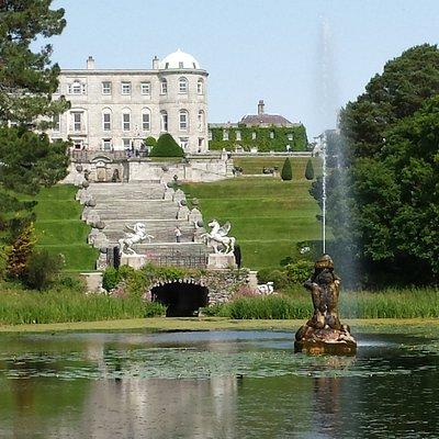 Powerscourt House & Gardens, County Wicklow