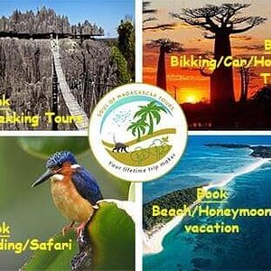 we are soul of Madagascar tours. we organise different tours to all around Madagascar