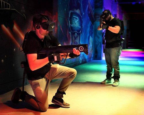 Le plus grand parc en hyper réalité virtuelle d'Europe