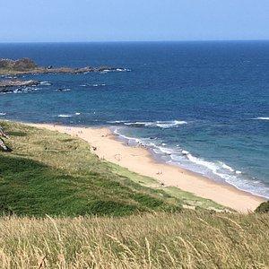 Sunnyside beach - worth the walk