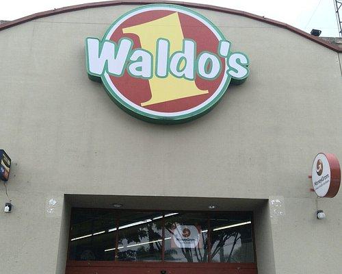 Exterior entrance of Waldo's Guadalajara