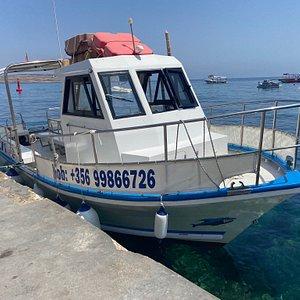 Ebsons boat