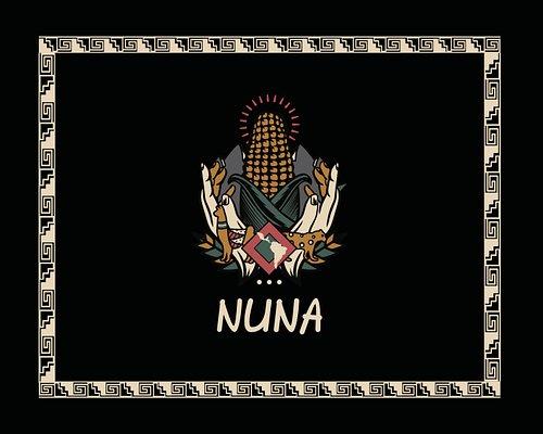 NUNA: Ein einzigartiges Projekt, welches verschiedene Bereiche Lateinamerikas den Kunden und Gästen in Form eines BEWUSSTEN Erlebnisses nahebringt und diverse Elemente miteinander verbindet: Lebensmittel, Gastronomie, Kunst, Mode, Musik, Tradition und Kultur.