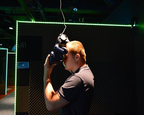 Entering the virtual world