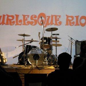 Il palco del locale durante uno dei tanti spettacoli