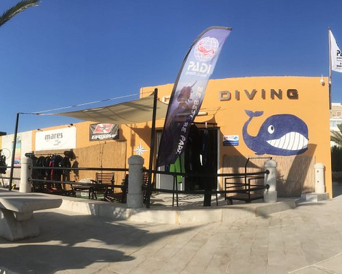 Esterno del Diving