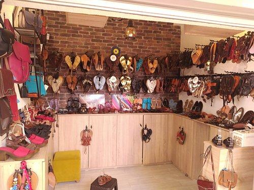 Our cute little store in Turgutreis !