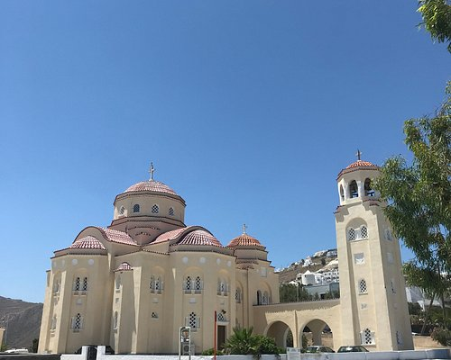 Agios Charalambos in july 2021.