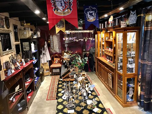 Potions and Wands studio