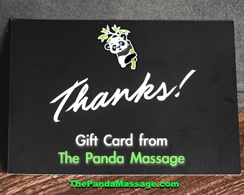 We offer Gift Cards for any in-store service.